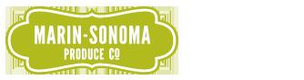 Marin-Sonoma Produce